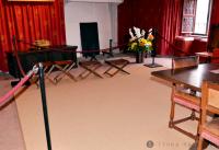 COM BACK Teppich, Rittersaal Burg Eltz