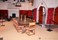 Schutzteppich für Historische Gebäude. Beispielfoto